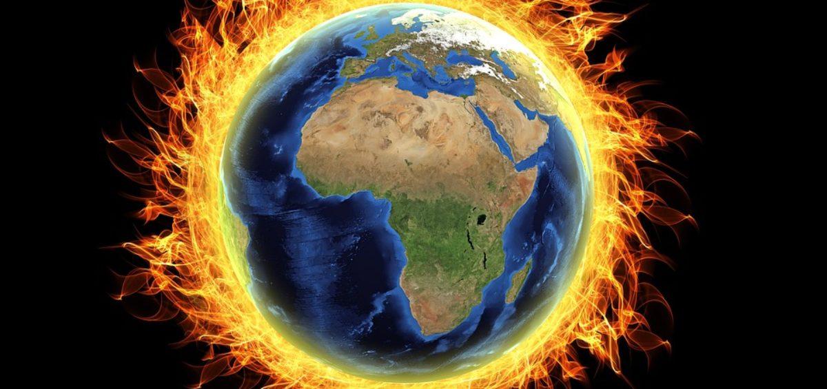 La tierra ha acelerado su calentamiento
