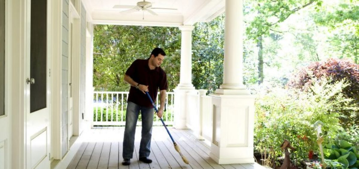 Cómo limpiar tu casa de forma ecológica