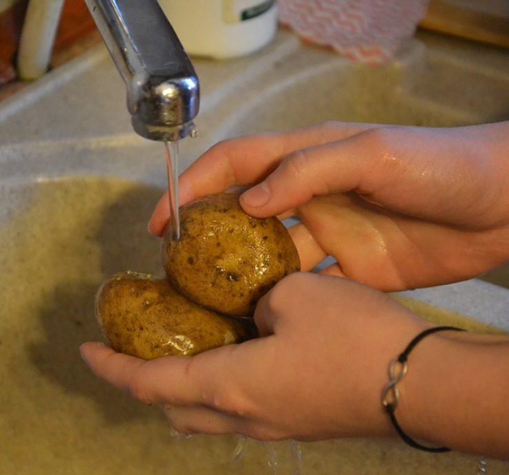 Consejos para lavar las frutas y las verduras