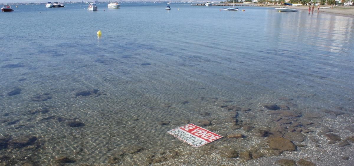 Qué pasa en el Mar Menor