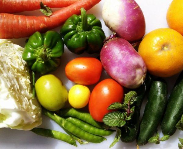 Por qué consumir verdura y fruta ecológica